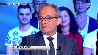 """[Exclu Téléfoot 25/06] - Luis Campos : """"L'objectif c'est de faire partie du top 5 du football français la saison prochaine"""""""