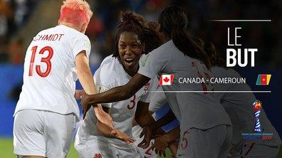 Canada - Cameroun (1 - 0) : Voir le but de Buchanan en vidéo
