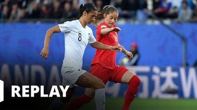 Canada - Nouvelle Zelande - Coupe du Monde Féminine de la FIFA, France 2019