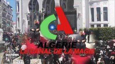 Canal Algérie, la chaîne qui rime avec magie