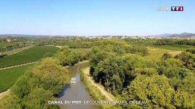 Canal du Midi : découvertes au fil de l'eau