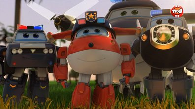 Super Wings - Canards en cavale