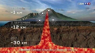 Canaries : comment expliquer le réveil du volcan Cumbre Vieja ?