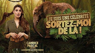 """Candice Pascal joue pour l'association """"Les Petits Princes"""""""