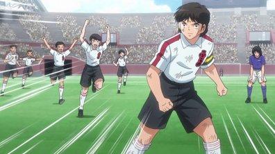 Captain Tsubasa - Episode 40 - Furano en action !