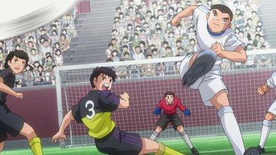 Captain Tsubasa - Episode 37 - La catapulte infernale !