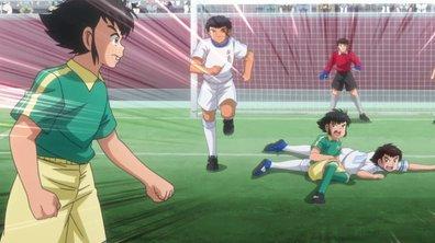 Captain Tsubasa - Episode  - Le dénouement du match entre Nankatsu et Hanawa !