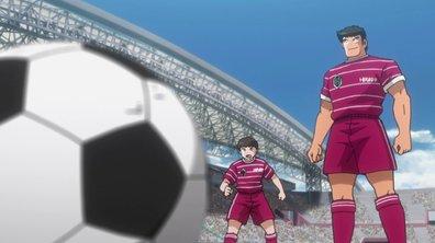 Captain Tsubasa - Episode  - Un redoutable outsider