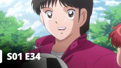 Captain Tsubasa - S01 E34 - Le Début d'un tournoi engagé !