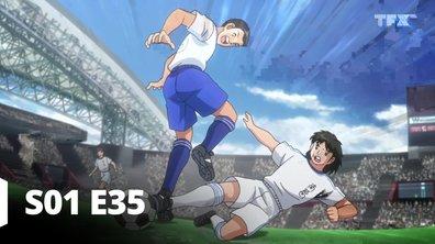 Captain Tsubasa - S01 E35 - La puissance explosive du rasoir