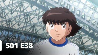 Captain Tsubasa - S01 E38 - La tactique des frères Tachibana !