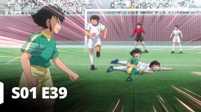 Captain Tsubasa - S01 E39 - Le dénouement du match entre Nankatsu et Hanawa !
