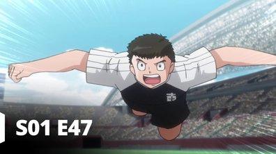 Captain Tsubasa - S01 E47 - Une nouvelle confrontation fatidique