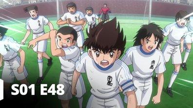Captain Tsubasa - S01 E48 - Le champion Toho