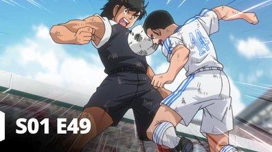 Captain Tsubasa - S01 E49 - L'esprit ardent du tigre et de Tsubasa