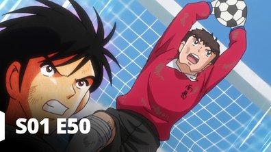 Captain Tsubasa - S01 E50 - Une lutte acharnée