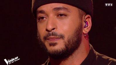 """Slimane interprète son titre """"Viens on s'aime"""" sur la scène de The Voice !"""