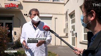 Chaouch Express : les Français ont pris du poids pendant le confinement, et c'est plus sérieux qu'il n'y paraît