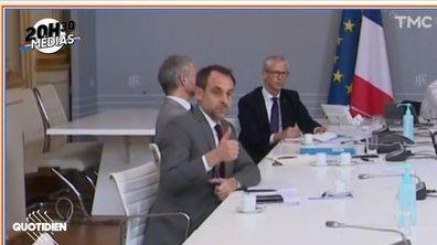 20h30 Médias : Joseph Zimet, le monsieur communication d'Emmanuel Macron