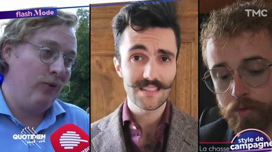 Le Flash Mode : pourquoi les pro-Zemmour aiment-ils tant la moustache ?