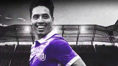 Samir Nasri signe à Anderlecht (officiel)
