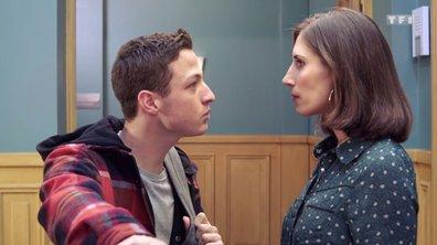 Ce soir, dans l'épisode 414 - Arthur s'en prend violemment à Morgane (Spoiler)