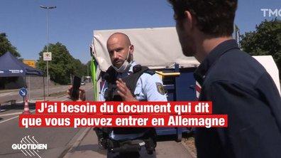 Roadtrip dans la France confinée, jour 6 : à la frontière allemande