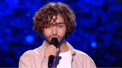"The Voice 2021 – Benjamin chante ""Rêver"" de Mylène Farmer"