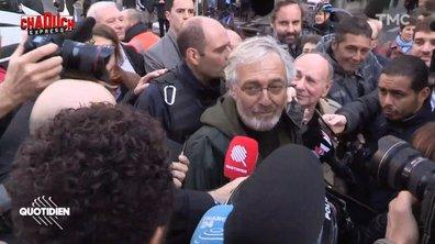 Chaouch Express : joyeux bordel à la remise du prix Goncourt
