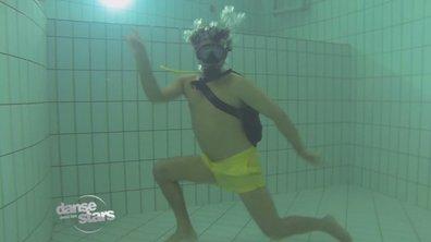 #DALS Répétition : Titoff, le Travolta d'eau douce