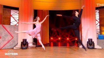 La Culture chez vous : Germain Louvet et Léonore Baulac, danseurs à l'Opéra de Paris