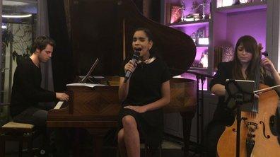 Concert privé : le joli cadeau de Jane à ses fans (The Voice Kids 2)