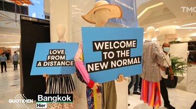 """Bienvenue dans le """"nouveau normal"""""""