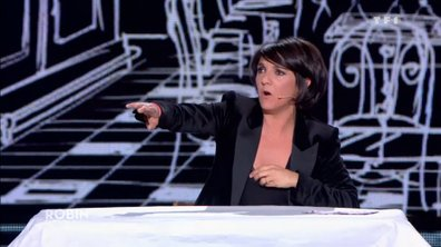 """Exclusif : le sketch """"l'addition"""" rejoué par Florence Foresti !"""