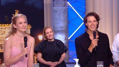 Invités : Germain Louvet et Léonore Baulac, danseurs de l'Opéra de Paris