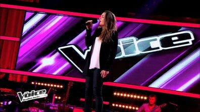 "The Voice : Laura Chab' ballade les coachs avec "" People Help The People "" de Birdy"