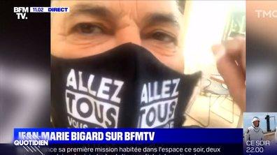 Dans la réalité parallèle de BFMTV, Jean-Marie Bigard pourrait être candidat à la présidentielle