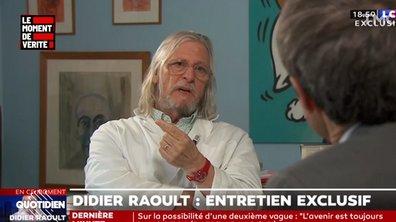 Le Moment de vérité : le futur du professeur Didier Raoult sera-t-il politique ?