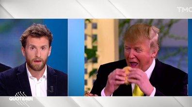 Le portrait à peu près de Pablo Mira : Donald Trump