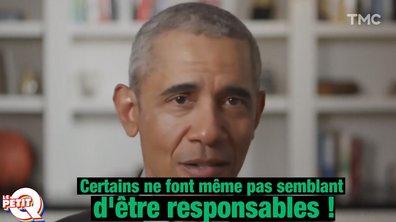 Le Petit Q : les bals de promo en visio avec Obama en guest star