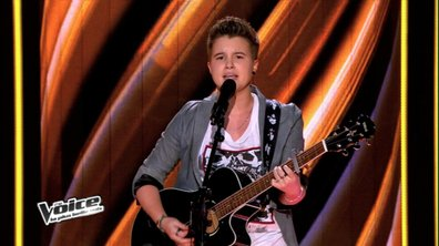 "The Voice : Loïs surprend son monde avec ""Somebody that I used to know"" de Gotye"
