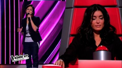 "The Voice : Victoria telle une reine avec ""Enough is enough"" de Donna Summer"
