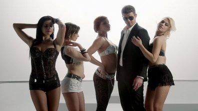 Danse Avec Les Stars : le chanteur Robin Thicke dans la bande annonce !