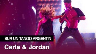 Carla Ginola et Jordan Mouillerac l Moi Lolita l Tango Argentin