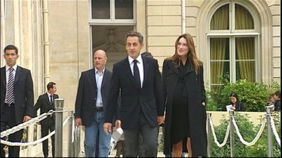 "Carla Bruni Sarkozy : ""je suis prête à participer à la campagne"""