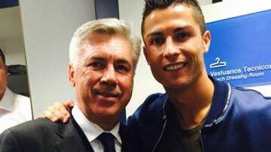 Carlo Ancelotti livre un secret sur Cristiano Ronaldo