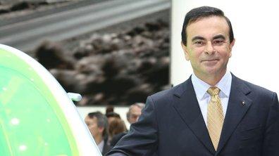 Carlos Ghosn veut s'offrir une part de Chrysler