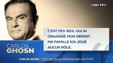 Carlos Ghosn : le récit de sa cavale et de ses premiers jours au Liban