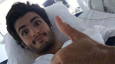 F1 - GP Russie 2015 : Carlos Sainz Jr. va très bien après son accident