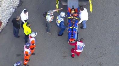 F1 - Essais 3 GP Russie : violent accident de Carlos Sainz Jr., non blessé